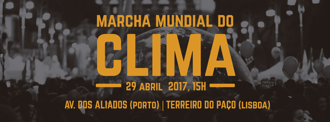 Marcha do clima 29 abril